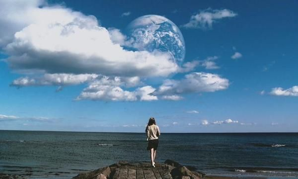 "A movie I keep recommending. ""Another Earth."""