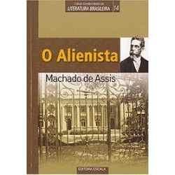 Através da obsessão científica do Dr. Simão Bacamarte e de suas conseqüências para a vida de Itaguaí, Machado de Assis faz neste livro a crítica da importação indiscriminada de teorias deterministas e positivistas em nosso país.