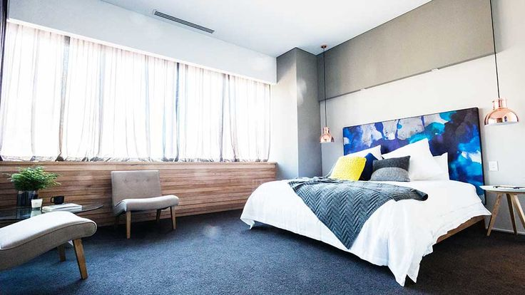 In Pictures: Spectacular master bedrooms + walk-in robes | The Block Glasshouse | 9Jumpin