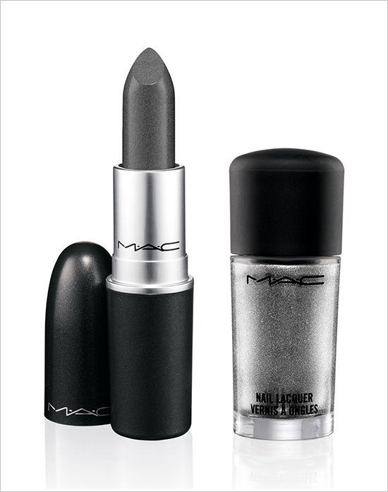 MAC Grey Friday for Black Friday. OMG this lipstick looks amazing!