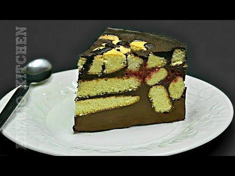 Prajitura in 5 minute fara coacere cu ciocolata | Adygio Kitchen - YouTube