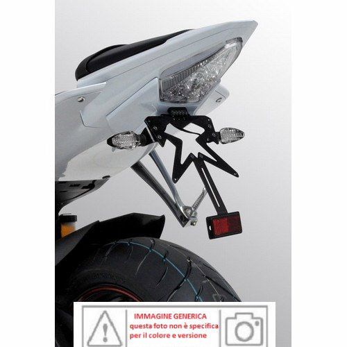 Prezzi e Sconti: #Ermax 790294091 portatarga yzf r6 2008 2016  ad Euro 144.99 in #Ermax #Moto moto portatarga