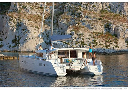 #Yachts Lagoon 400 - #SailBoat - From #Milazzo #Messina. Navigation Area: #Sicily. Maximum Capacity: 10 persons. Price for week: from 4.200,00 €. - Find out more at: http://www.barcheyacht.it/noleggio-barche/vela-lagoon-400-milazzo-me-italia_227/