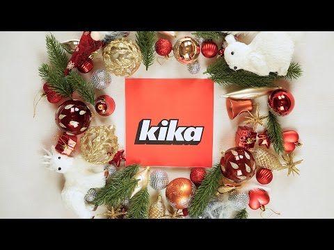 Boldog Karácsonyt kíván a kika! Kika Magyarország - YouTube