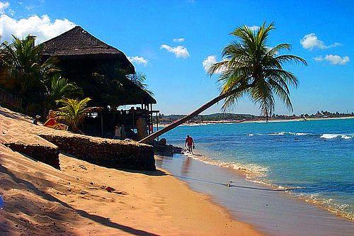beach in Natal Brazil