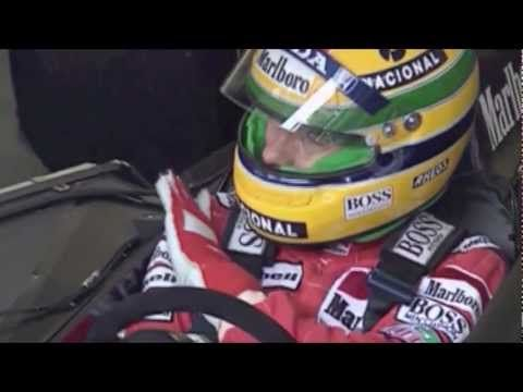 ▶ Ayrton Senna - The Mystical Brazilian Hero. HD - YouTube