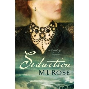 """""""Seduction by M.J. Rose interlaces the tale of a bereft Victor Hugo, mourning the loss of his daughter over 150 years ago, with the present day chronicles of Jac L'Etoile, caught up in an ancient Druid mystery that is affecting the lives of everyone around her. Intriguing, absorbing, and utterly captivating, Seduction will leave you begging for a sequel."""" —Books & Books   You can find links to buy it and read more here - http://mjrose.com/books/seduction.asp?BookVar=Praise"""