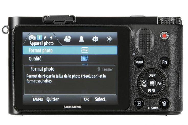 Capteur CMOS APS-C de 20,3 millions de pixelsEcran LCD 7,6 cm haute résolution, wifiMode rafale 8 i/sec - Vidéo Full HD 1080p - WifiLivré avec le 18-55mm OISEn option l'objectif 16-50mm OIS et/ou 50-200mm OIS