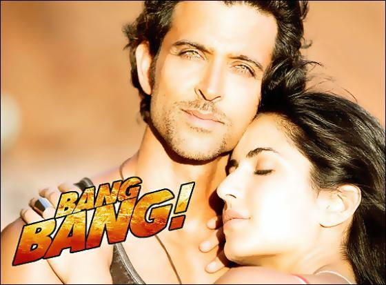 Hrithik Roshan's Bang Bang crosses Rs 250 crore mark http://www.morningcable.com/entertainment/movie-news/38029-hrithik-roshans-bang-bang-crosses-rs-250-crore-mark.html  Hrithik Roshan and Katrina Kaif-starrer Bang Bang has been ruling the box office since the day of release, Bang Bang' was released on October 2 along with Shahid Kapoor's Haider.