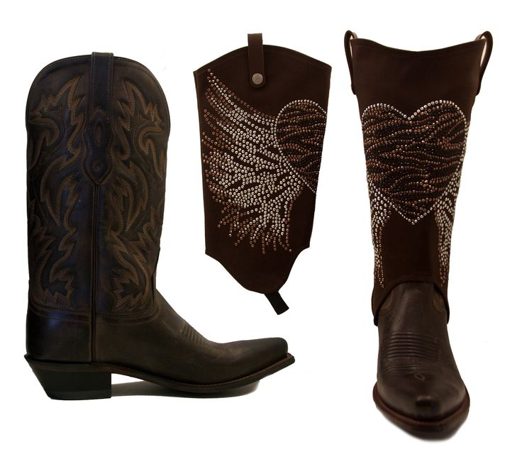 The comfort and quality of Old West boots meets the beauty and style of BootRoxx! With this bundle you get a pair of Old West boots and Cowgirl…