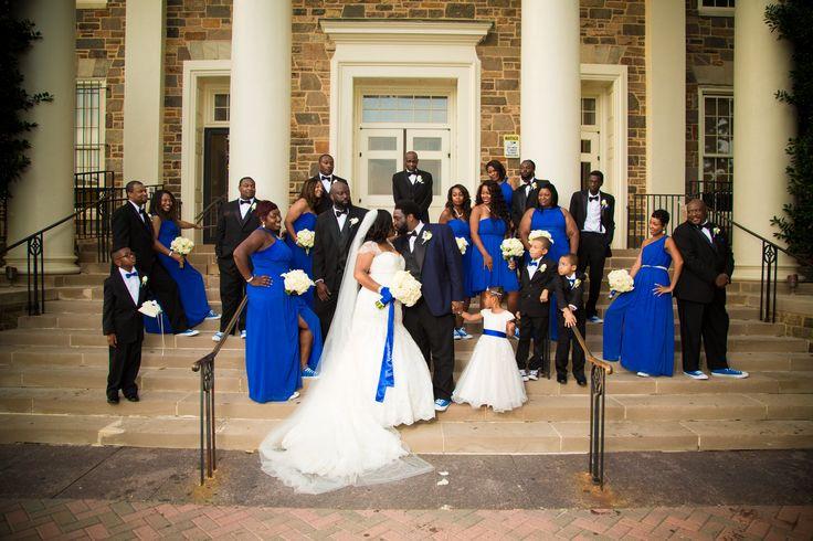 Morgan blake wedding