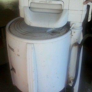 major appliances vintage | Vintage Washing Machine Citation Western Auto Supply with Ringer ...