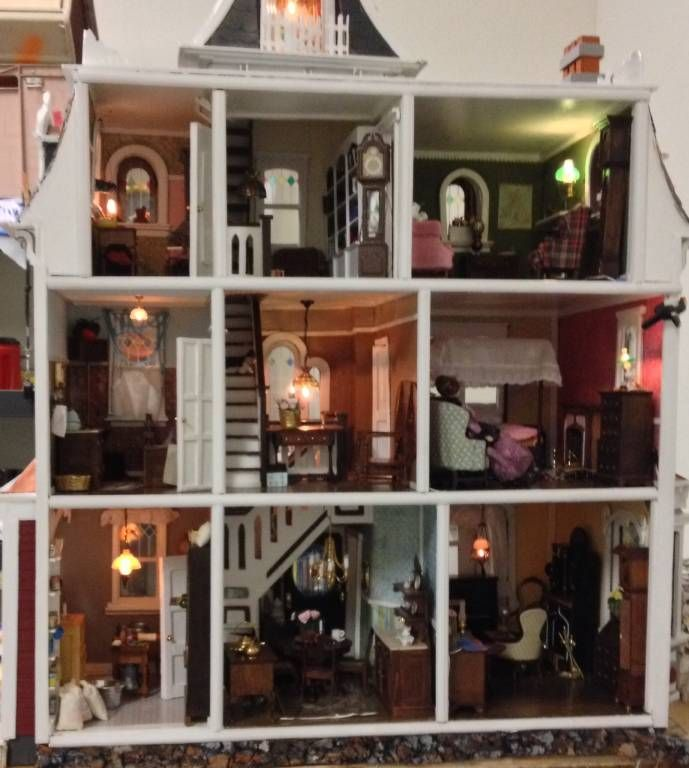 Image   Beacon Hill   Gallery   The Greenleaf Miniature Community