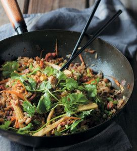 Asian Fried Rice #Dinner #Recipe #Rice #SouthAfrica