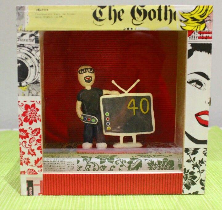 """""""Mini Yo """" Profesional de Imagen TV - 40 Aniversario"""