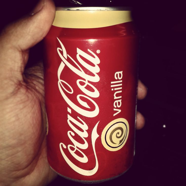 Vanilla Coke... Made in GB imported all the way to South Africa... I love the taste :)