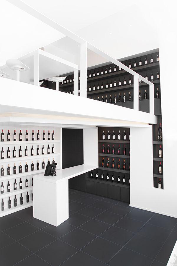 WINE HOUSE AVR on Behance