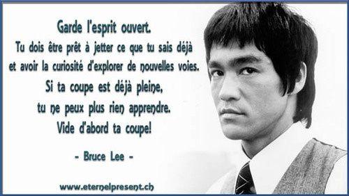 Citations de Bruce lee