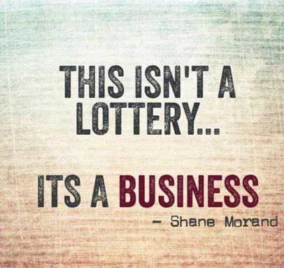 Tu negocio es importante.