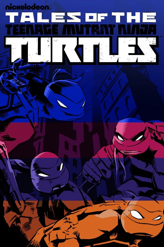 First Look at Teenage Mutant Ninja Turtles Season 5  This is so cool!!!!