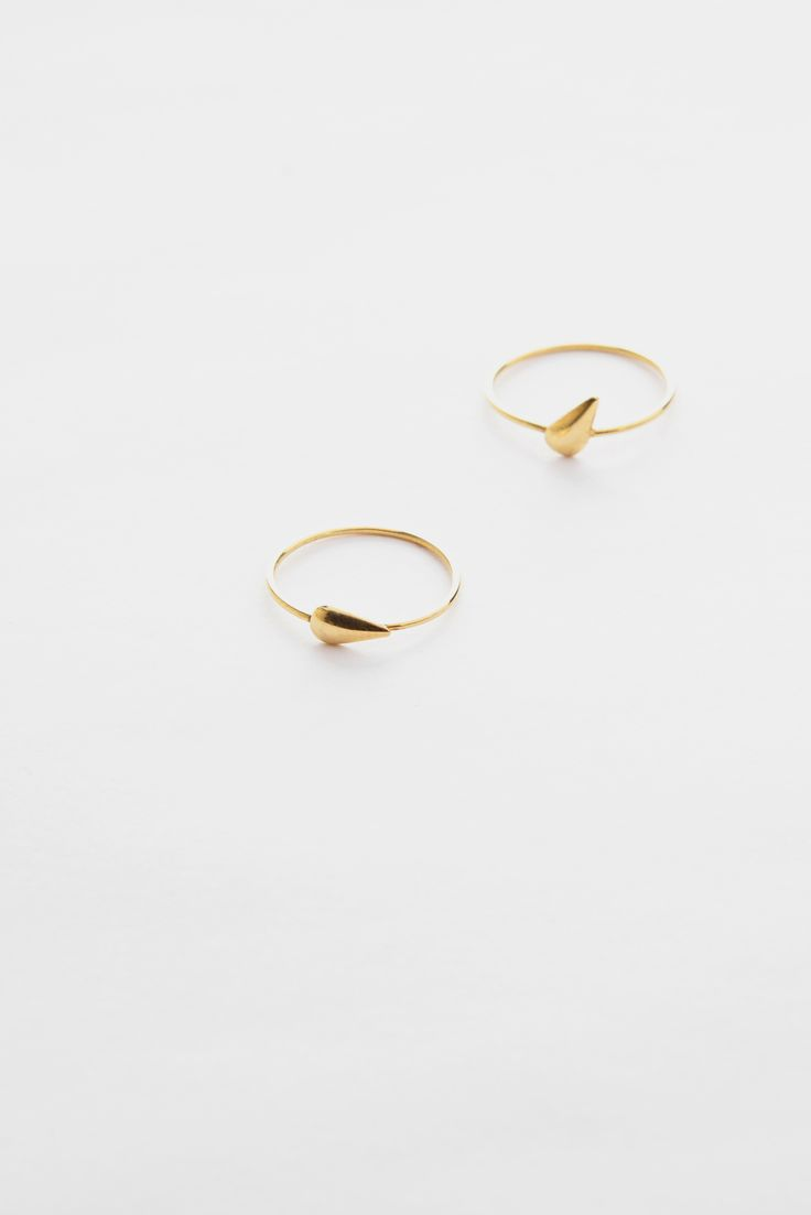 rings - oli - Anna Lawska Jewellery collection - feelings -