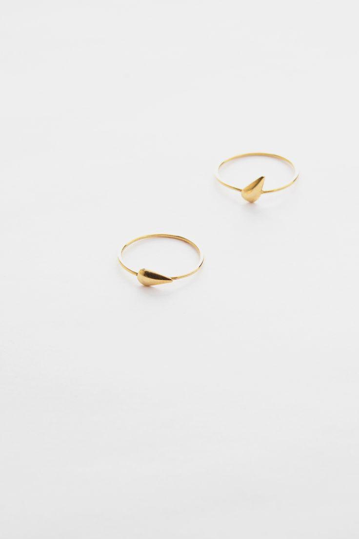 rings - oli - Anna Lawska Jewellery collection - feelings -