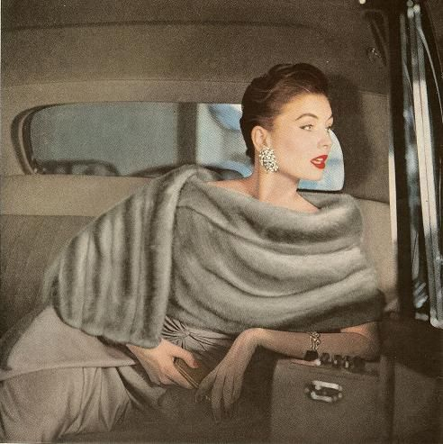 Glamour gal Suzy Parker