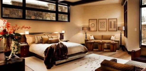 Bedroom Decorating Ideas Earth Tones earth tone bedroom - home design ideas and pictures