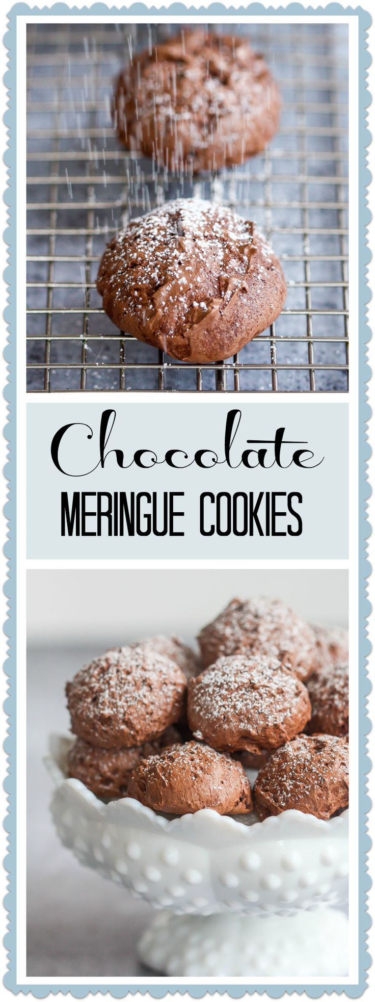 Best 25+ Chocolate meringue cookies ideas on Pinterest | Chocolate ...