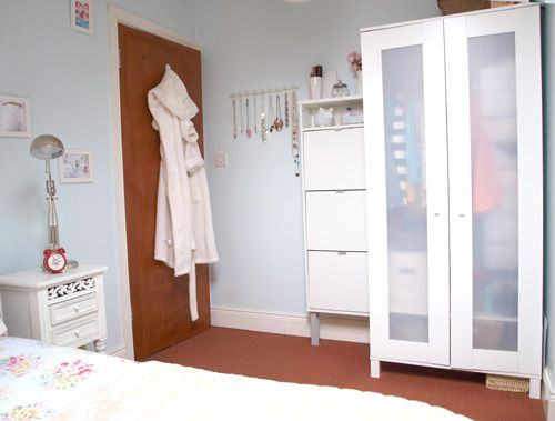 My Home | Inside My Bedroom Ikea Furniture And Cath Kidston Bed Clothes