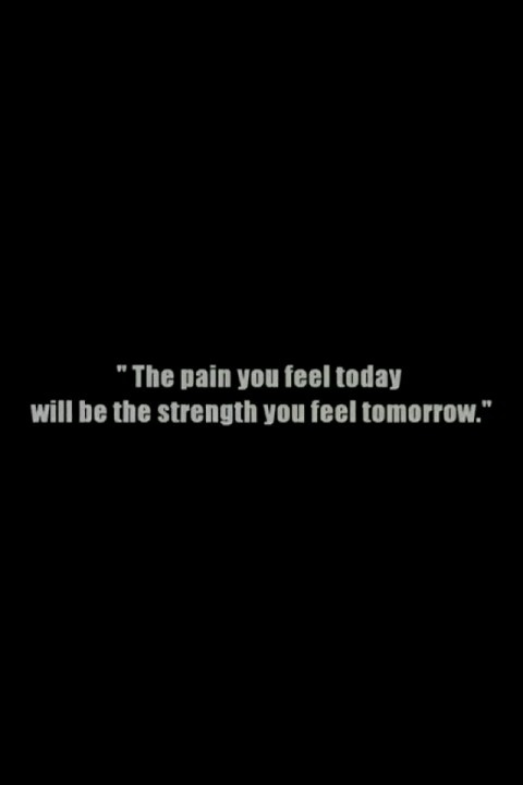 """The pain you feel today will be the strength you feel tomorrow."" Never more true than on a rowing machine! #rowing"