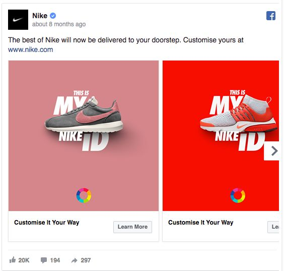 32 Facebook Ad Examples You Can't Resist But Copy