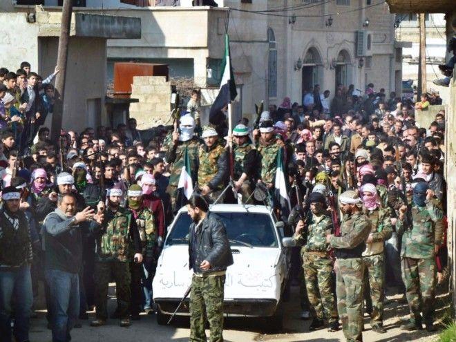 بهدف مواجهة التهديدات الروسية القيادة الموحدة للمنطقة الوسطى Street View Scenes Syria