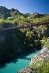new zealand queenstown bungy jumping