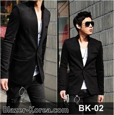 Blazer Korea Style - BK-02 IDR 270.000  Fast Response: Email : myblazer2000@gmail.com HP : 087.838.757.898 PIN BB : 295FF7A3