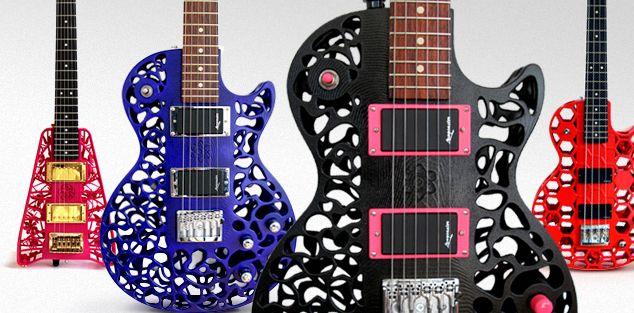 3D-printed_guitars