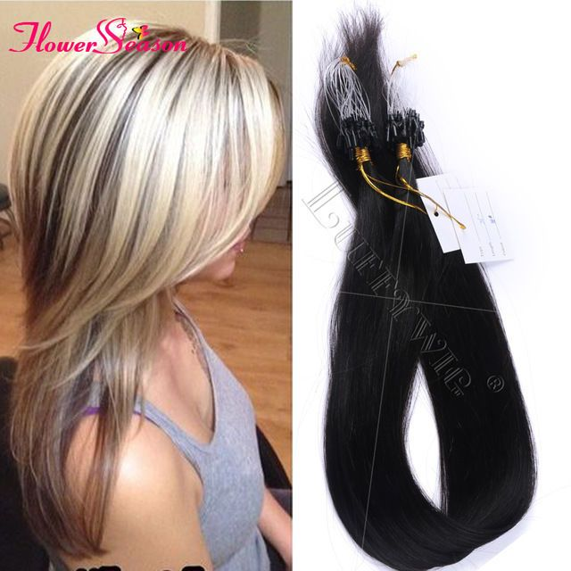 10 best luffywighair micro loop ring hair extension images on httpebayitm8a micro pmusecretfo Images