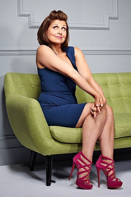"Rebecca Front  Maybe more famous for ""In The Thick Of It"" but I enjoy her on ""The News Quiz"""