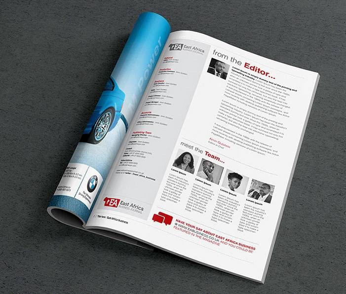 160 best Design - Magazine   Editorial   Book images on Pinterest - free annual report templates