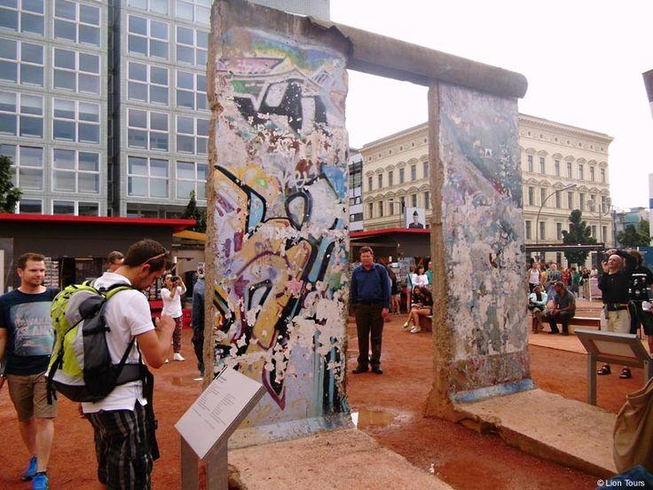Berlin: Reste der Berliner Mauer
