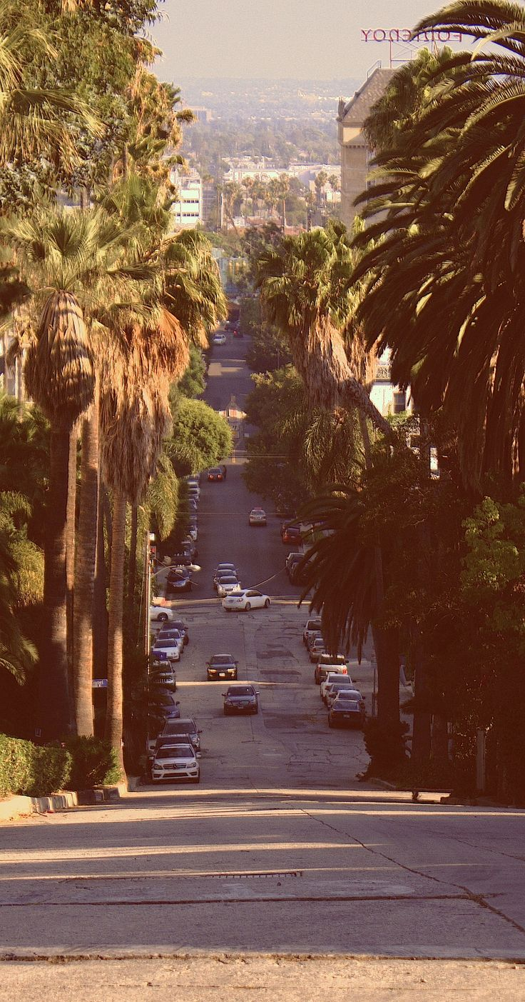 West Hollywood, Los Angeles. What would I do to be there.