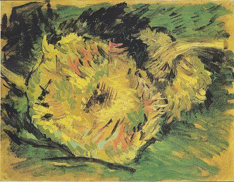 Die Besten 25 Van Gogh Sonnenblumen Ideen Auf Pinterest