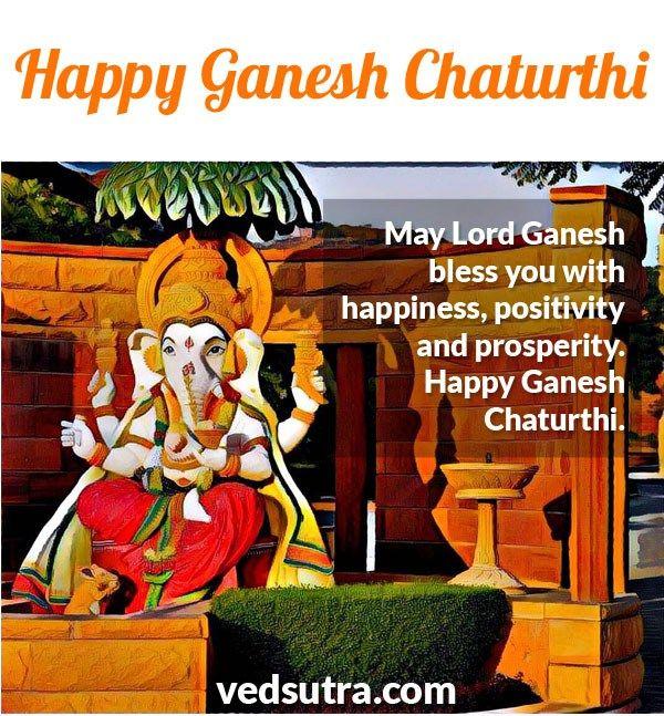 Happy Ganesh Chaturthi Images of Ganesha