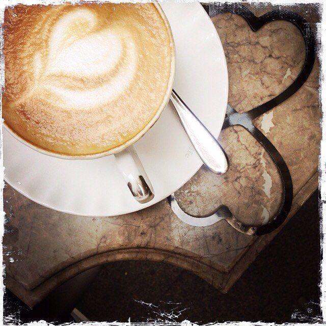 but first... Coffee! #maisongaja #friday #fridaymorning #tgif #butfirstcoffee #paris