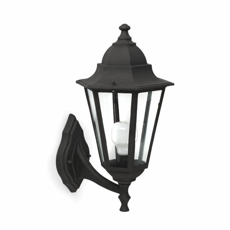 Lámpara aplique de pared clásica jardín #jardin #clasica #iluminacion #lamparas