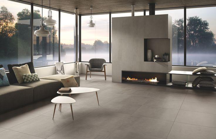 Lastre ceramiche che sembrano di cemento? È la collezione Beton. Scoprite la ceramica con effetto cemento, qui: http://www.casalgrandepadana.it/prodotti/granitoker/beton
