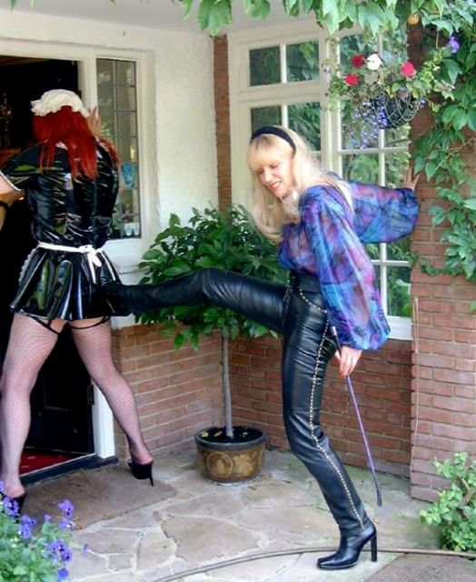 Mistress eris and her sissy gurl - 3 3