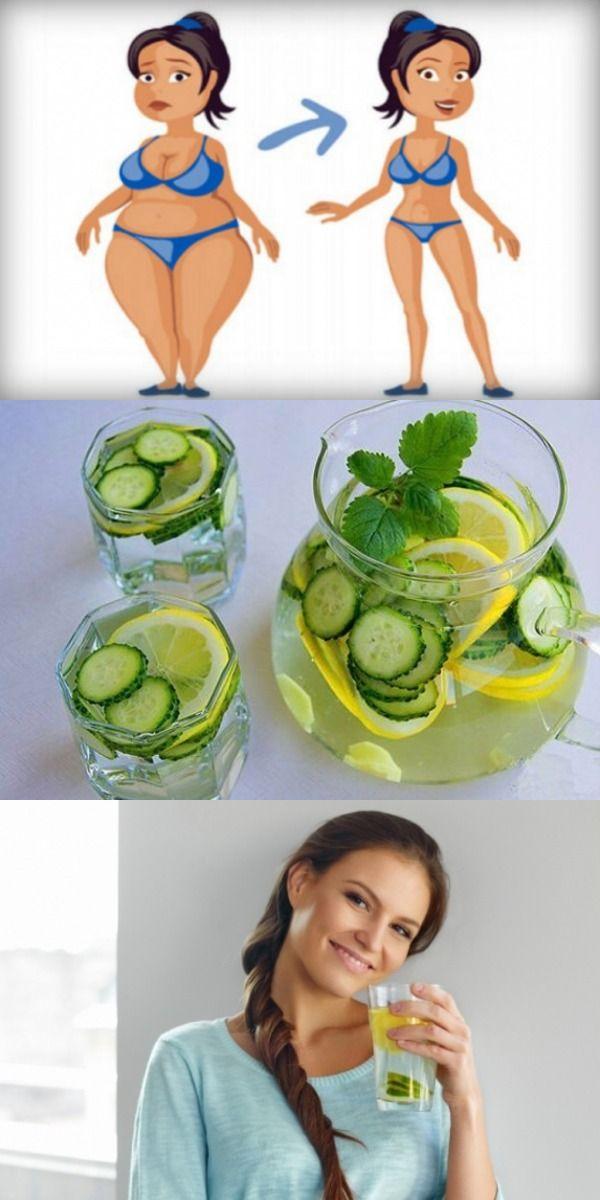 Как сбросить лишний вес при помощи воды