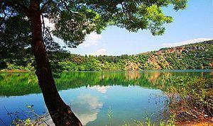 Λίμνη Ζηρού - Βικιπαίδεια