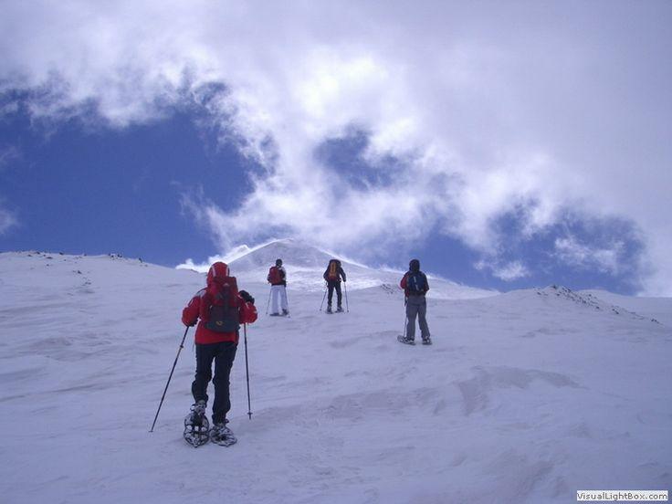 Ciaspolata sull' #Etna
